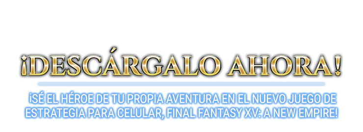 Final Fantasy XV Title